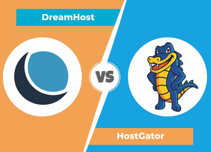 HostGator or DreamHost