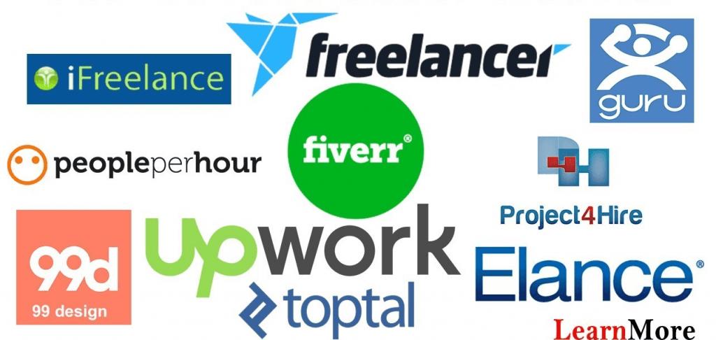 Upwork Vs Fiverr Vs Freelancer Vs Toptal Vs Guru Vs PeoplePerHour Vs Flexjobs