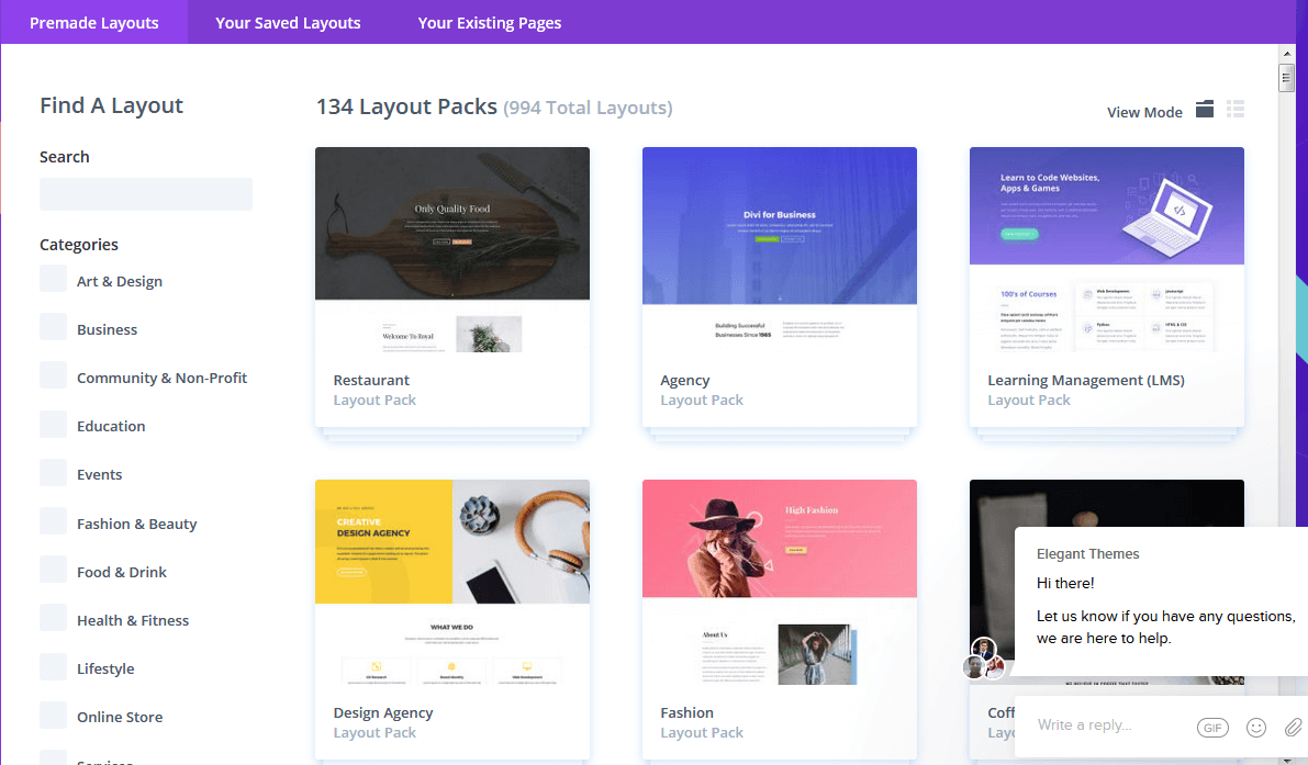 best wordpress page builder divi visual builder