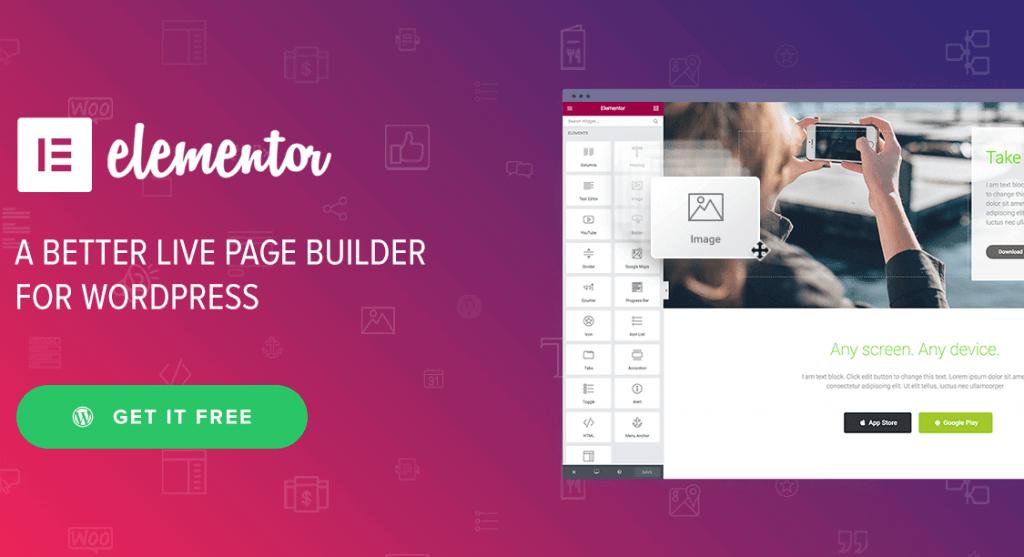 elementor page builder bloat