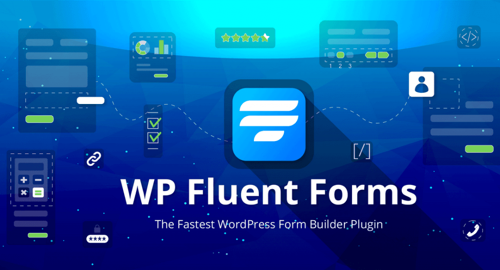 WP Fluent Forms Review. WordPress Drag And Drop Form Builder