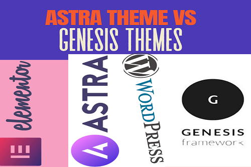 Astra Theme vs Genesis Themes by StudioPress