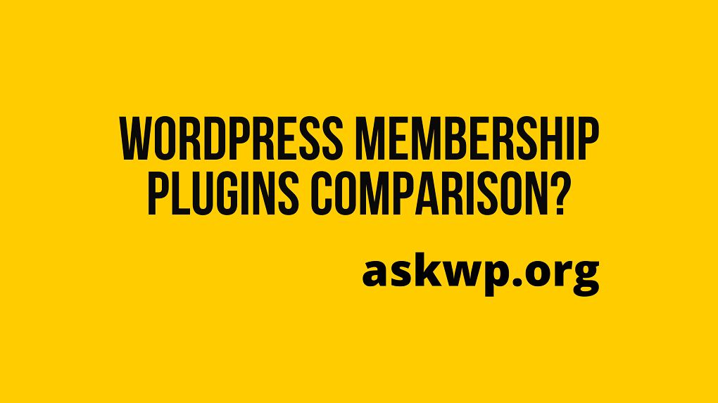 MemberPress Vs MemberMouse vs Restrict Content Pro vs Wishlist Member